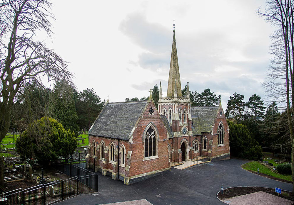 Getting Married in Dudley - The Thomas Robinson Buliding Stourbridge