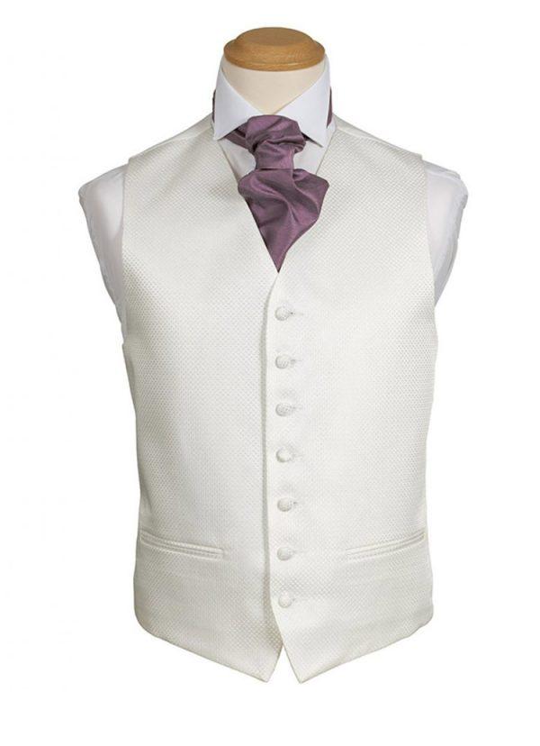 Formal Waistcoat - Windsor Ivory