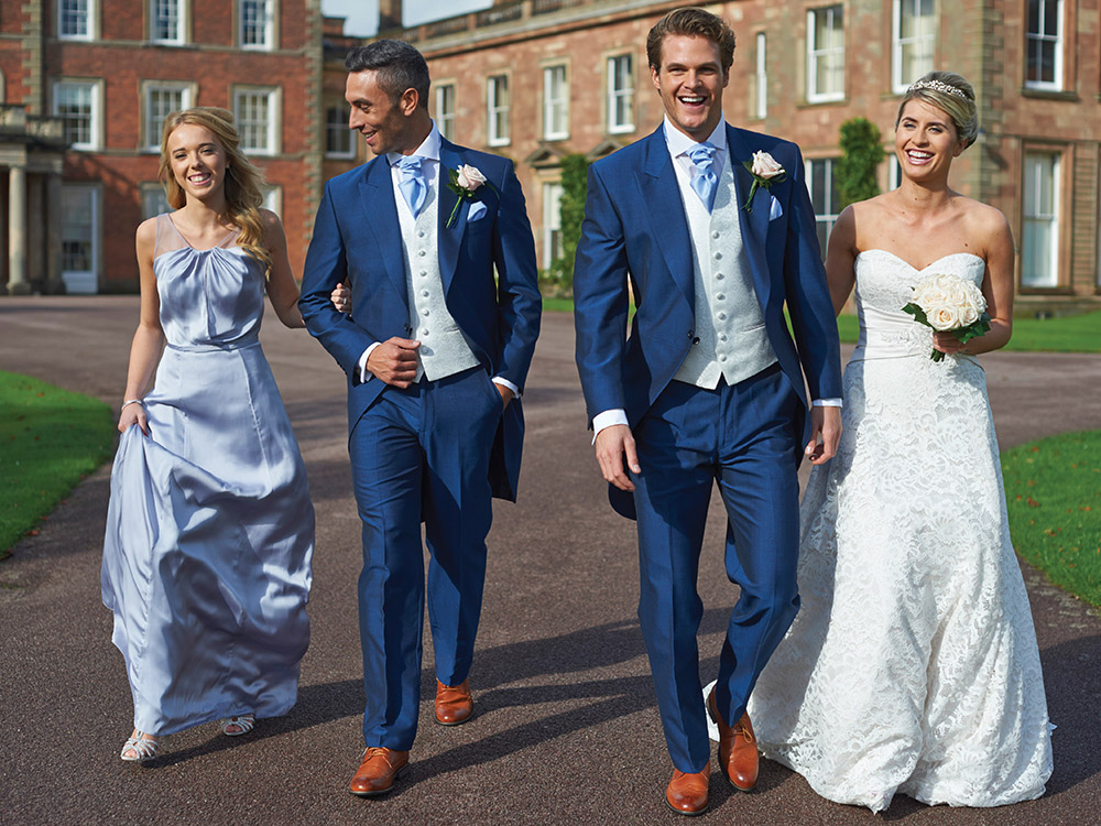Wedding Trousers Size Guide